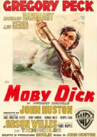 Moby Dick - Italian Movie Poster (xs thumbnail)