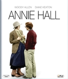 Annie Hall - Polish Blu-Ray movie cover (xs thumbnail)