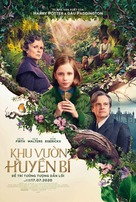 The Secret Garden - Vietnamese Movie Poster (xs thumbnail)