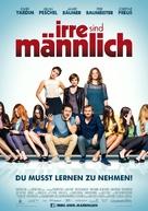 Irre sind männlich - German Movie Poster (xs thumbnail)