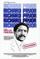 Richard Pryor: Live in Concert - Movie Poster (xs thumbnail)