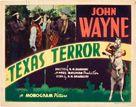 Texas Terror - Movie Poster (xs thumbnail)