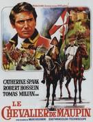 Madamigella di Maupin - Belgian Movie Poster (xs thumbnail)
