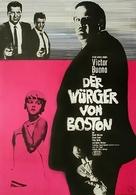 The Strangler - German Movie Poster (xs thumbnail)