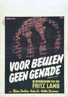 Hangmen Also Die! - Dutch Movie Poster (xs thumbnail)