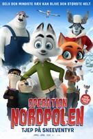 Arctic Justice - Danish Movie Poster (xs thumbnail)