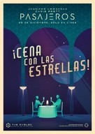 Passengers - Mexican Movie Poster (xs thumbnail)