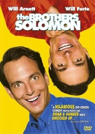 The Brothers Solomon - DVD cover (xs thumbnail)