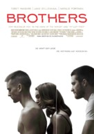 Brothers - Swiss Movie Poster (xs thumbnail)