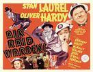 Air Raid Wardens - Movie Poster (xs thumbnail)