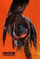 The Predator - Teaser poster (xs thumbnail)