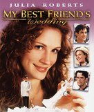 My Best Friend's Wedding - Blu-Ray movie cover (xs thumbnail)