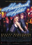 Heartbreak Hotel - Swedish Movie Poster (xs thumbnail)