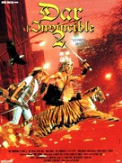 Beastmaster 2: Through the Portal of Time - French Movie Poster (xs thumbnail)