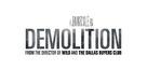 Demolition - Logo (xs thumbnail)