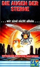 Occhi dalle stelle - German VHS cover (xs thumbnail)