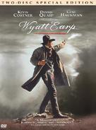 Wyatt Earp - DVD cover (xs thumbnail)