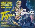 Tiger in the Smoke - British Movie Poster (xs thumbnail)
