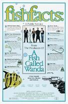 A Fish Called Wanda - Advance movie poster (xs thumbnail)