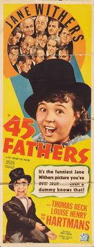 45 Fathers - Movie Poster (xs thumbnail)