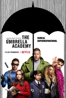 """The Umbrella Academy"" - Spanish Movie Poster (xs thumbnail)"