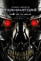 Terminator Genisys - Latvian Movie Poster (xs thumbnail)