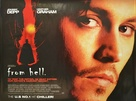 From Hell - British Movie Poster (xs thumbnail)