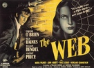 The Web - British Movie Poster (xs thumbnail)