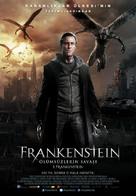 I, Frankenstein - Turkish Movie Poster (xs thumbnail)