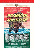 Plymouth Adventure - Movie Cover (xs thumbnail)