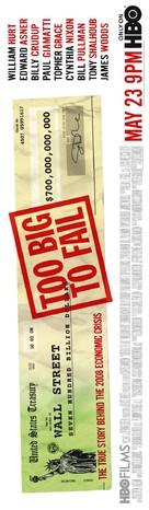 Too Big to Fail - Movie Poster (xs thumbnail)