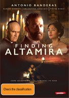 Altamira - Australian DVD movie cover (xs thumbnail)