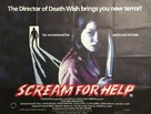 Scream for Help - British Movie Poster (xs thumbnail)