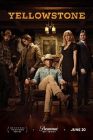 """Yellowstone"" - Movie Poster (xs thumbnail)"