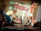 Life as We Know It - British Movie Poster (xs thumbnail)