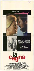 Liza - Italian Movie Poster (xs thumbnail)