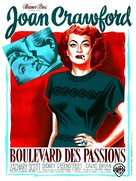 Flamingo Road - French Movie Poster (xs thumbnail)
