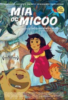 Mia et le Migou - Danish Movie Poster (xs thumbnail)