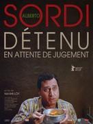 Detenuto in attesa di giudizio - French Re-release poster (xs thumbnail)