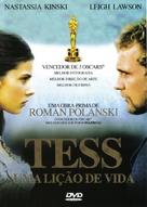 Tess - Brazilian DVD cover (xs thumbnail)
