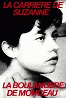 Carrière de Suzanne, La - French Movie Poster (xs thumbnail)