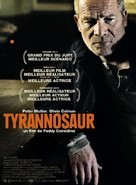 Tyrannosaur - French Movie Poster (xs thumbnail)