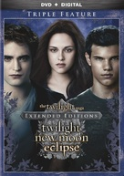 Twilight - DVD movie cover (xs thumbnail)