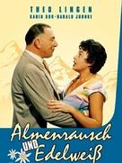 Almenrausch und Edelweiß - German Movie Cover (xs thumbnail)