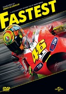 Fastest - DVD cover (xs thumbnail)