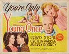 You're Only Young Once - Movie Poster (xs thumbnail)