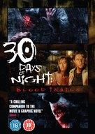 30 Days of Night - British Movie Cover (xs thumbnail)