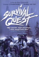 Survival Quest - DVD cover (xs thumbnail)