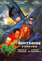 Batman Forever - Movie Poster (xs thumbnail)