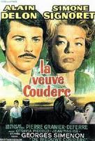 Veuve Couderc, La - Belgian Movie Poster (xs thumbnail)